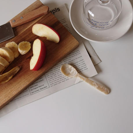 french marble spoon