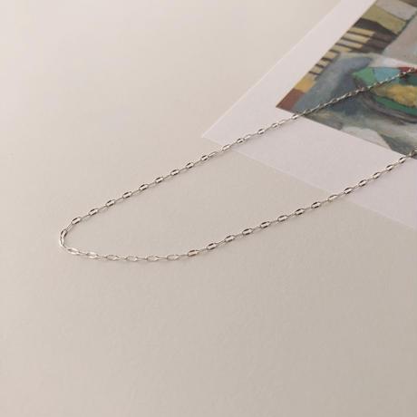 choker necklace(silver925)