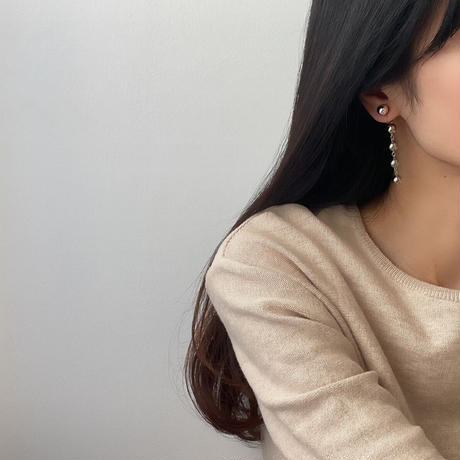 ball range earrings