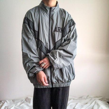 2000's US ARMY reflector nylon jacket