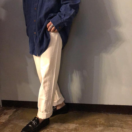 1990's~ USA製 Levi's リーバイス 501 ホワイトデニムパンツ / 古着 ビンテージ ②