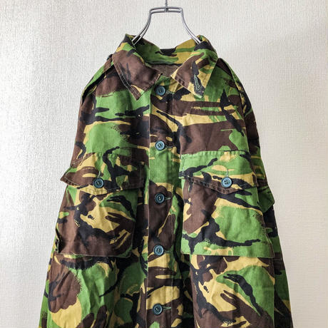 British Army DPM camouflage pattern military jacket