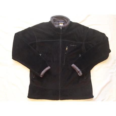 Patagonia パタゴニア R4 ブラック ポーラテック フリースジャケット/古着 ビンテージ