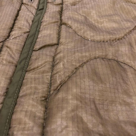 1970's US ARMY M-65 field liner jacket