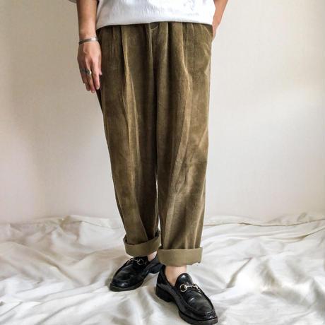 1990's~ TOMMY HILFIGER corduroy pants