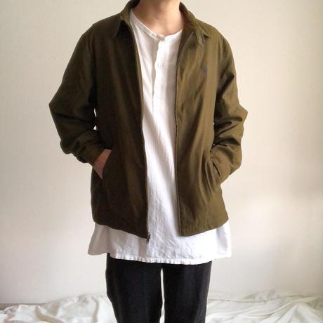 1990's~ Polo Ralph Lauren khaki color drizzler jacket