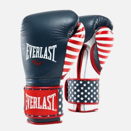 【WEB限定】LIMITED EDITION!STARS & STRIPES POWERLOCK HOOK & LOOP TRAINING GLOVES
