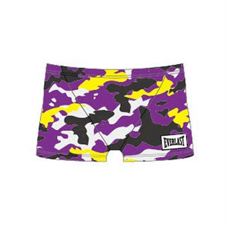 Camoufla short box (PURPLE) EL52906