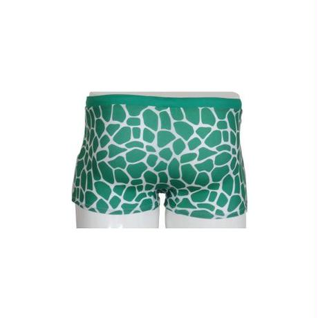 GIRAFFE SHORT BOX(GREEN)EL52924