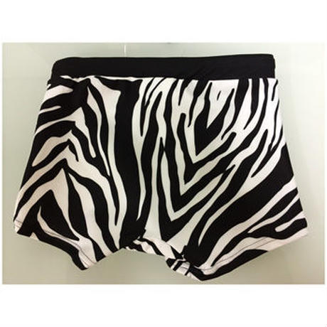 Zebra short box (BLACK) EL52916
