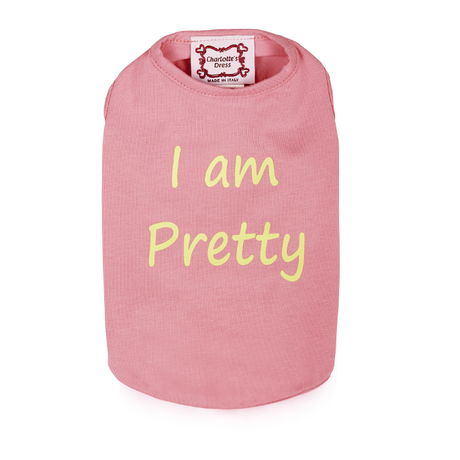 Art 5100 t-shirt I am pretty