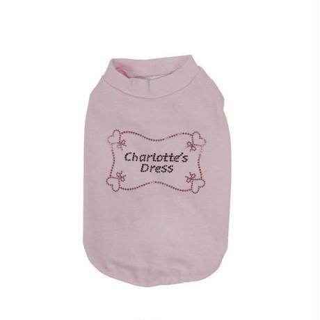 5057 T-SHIRT CHARLOTTE-BABY ROSE