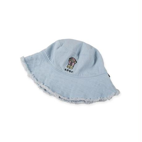【オーナー様用】予約品 Bear Denim Bucket Hat