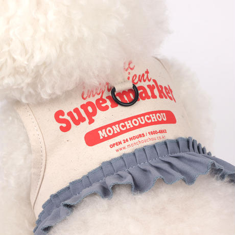 Frilly Supermarket Harness Set