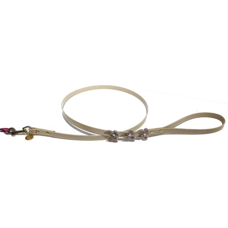Leash 1.2cm LIUBA biscuit