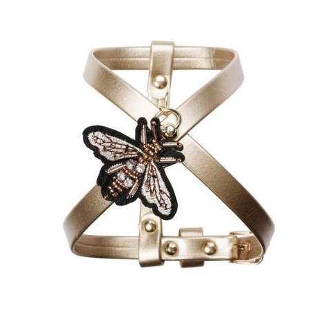 Art g1507 harness Bee in gold