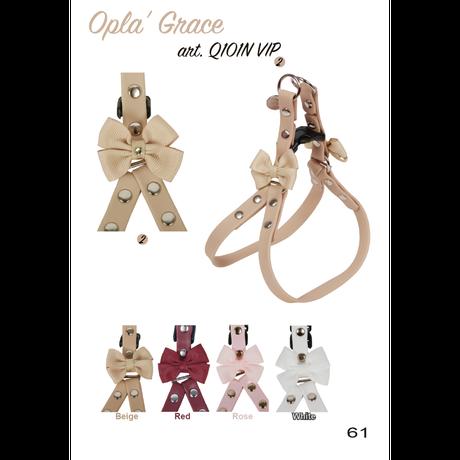 Q101N VIP HARNESS 1,2Cm ''OPLA' GRACE''