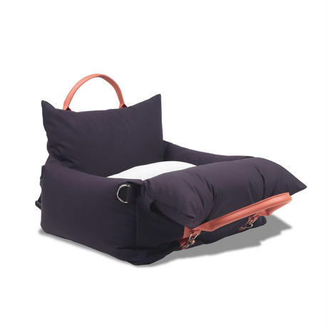 9th Mon Carseat Triple Violet_Normal Size