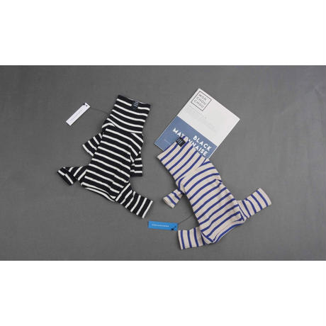 Daily Stripe All-in-one   Black/white