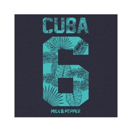 CUBA Reversible Tee-Shirt