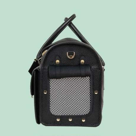 Wonder Nest Pet Travel Bag  BLACK