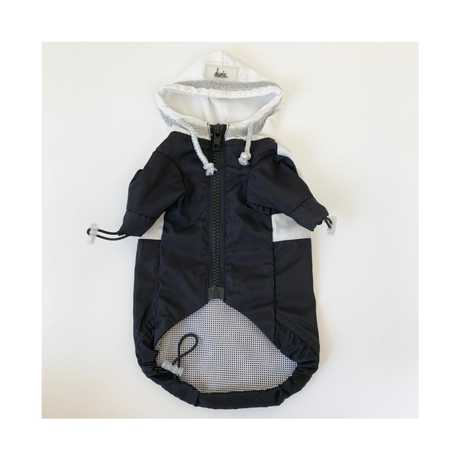 COLOR BLOCK ZIP UP FOR DOG