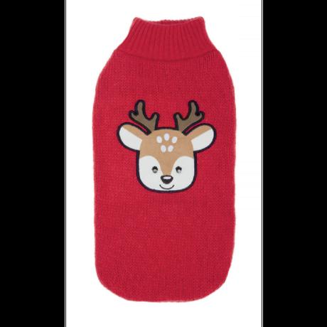 Art 3105 pull Christmas reindeer