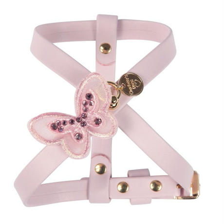 Art g1440N HARNESS sweet Butterfly baby rose nappa