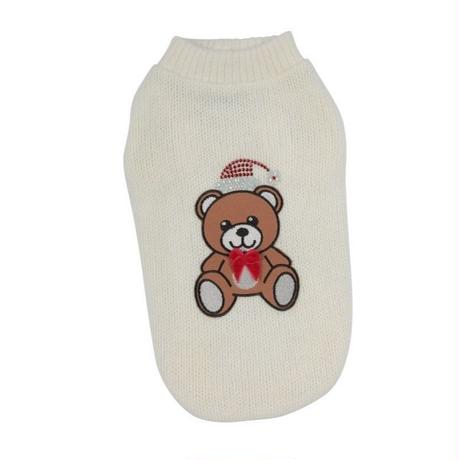 Art 3079 pull Christmas  teddy