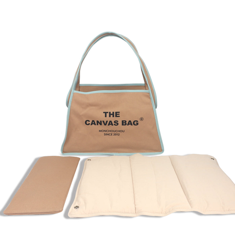 The Canvas Bag Beige_Sサイズ