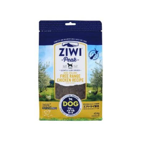 ZIWI Peak FREE RANGE CHICKEN for dog (2.5kg)