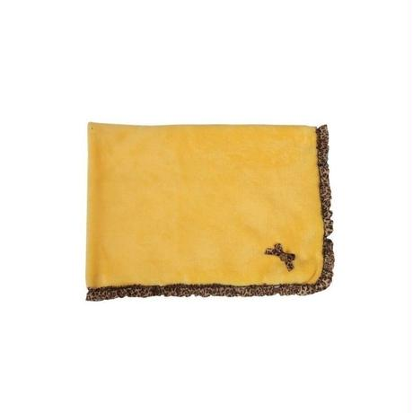 Art L104 blanket Chica-yellow
