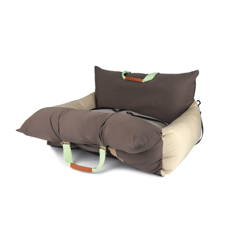 Mon carseat Clay Brown_Super size