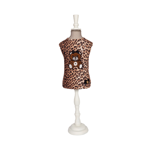 Art 5097 t-shirt Teddy in animalier
