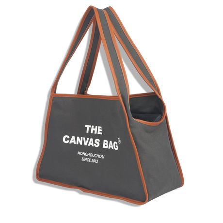 The Canvas Bag Charcoal_Sサイズ