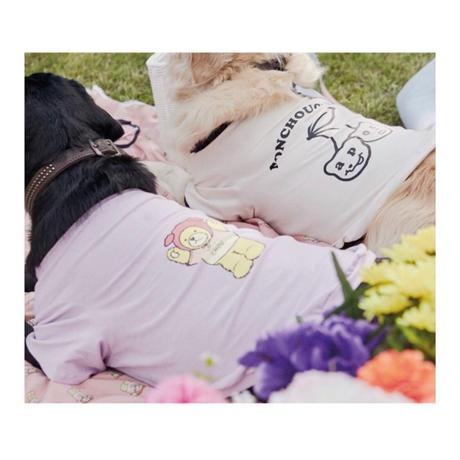 Bear T-shirt for dog