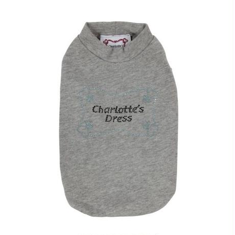 5057 T-SHIRT CHARLOTTE-GREY
