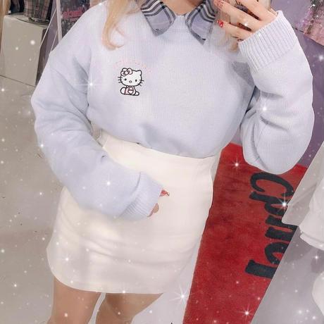 Hello Kitty X Chuu ニット(Chuu)
