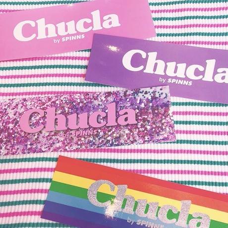 Chucla Original ステッカーセット