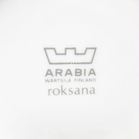 ARABIA アラビア ロクサーナ カップ&ソーサー