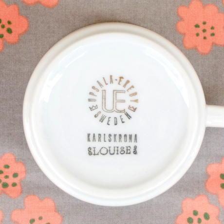 ウプサラ・エクビィ Upsala Ekeby ルイーズ コーヒーカップ&ソーサー(b)