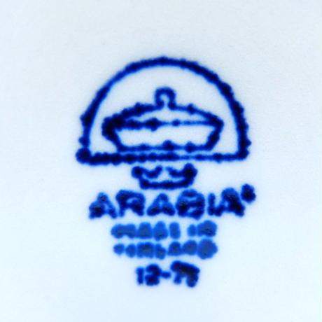 ARABIA アラビア サーラ シュガー(蓋なし)