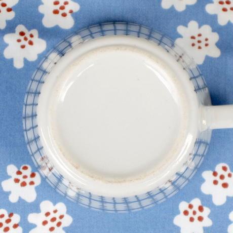 ウプサラ・エクビィ Upsala Ekeby/ゲフレ Gefle マイリス コーヒーカップ&ソーサー