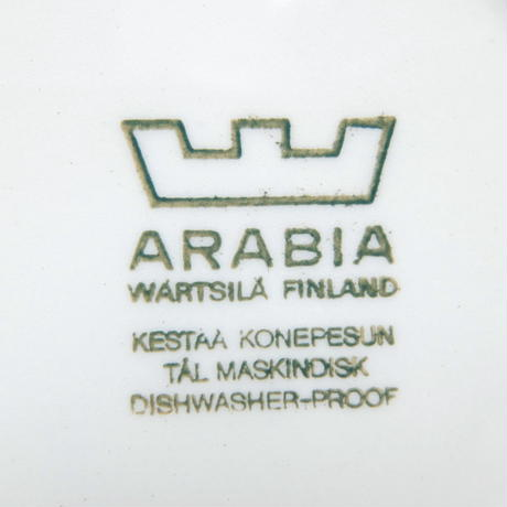 ARABIA アラビア カルタノ ボウル