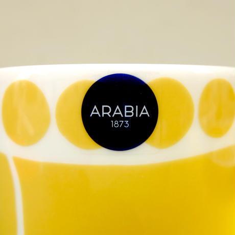 イッタラ Iittala / ARABIA アラビア サンヌンタイ カップ&ソーサー 復刻版 新品