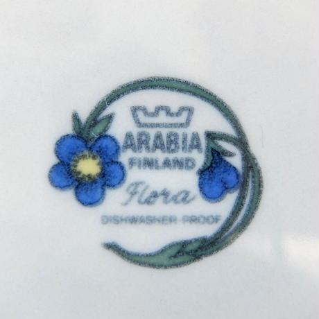 ARABIA アラビア フローラ プレート(S)