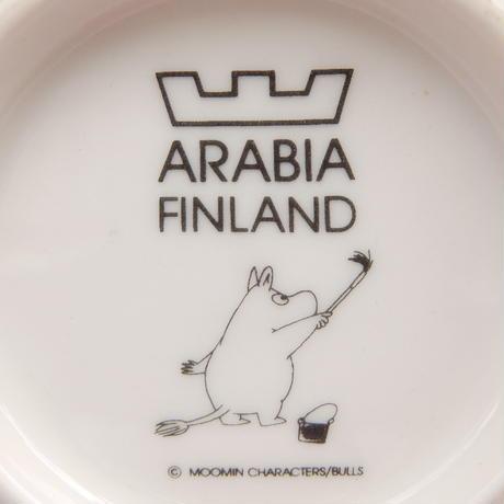 ARABIA アラビア ムーミン ウォールプレート(Engine problems)