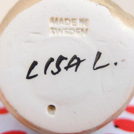 リサ・ラーソン Lisa Larson ネズミ(グレー)現行品