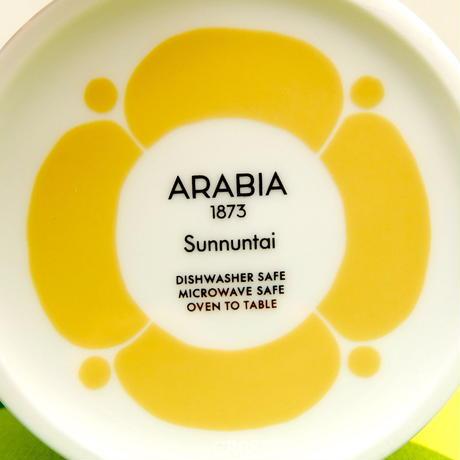 イッタラ Iittala / ARABIA アラビア サンヌンタイ マグカップ 復刻版 新品