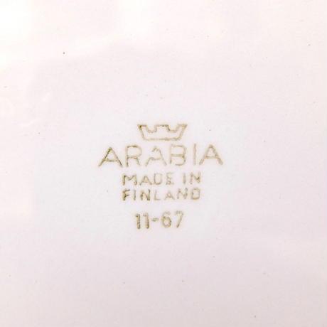 ARABIA アラビア エヴェリーナ プレート(S)